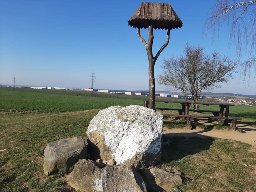 Vyhlídkové místo Bílý kámen